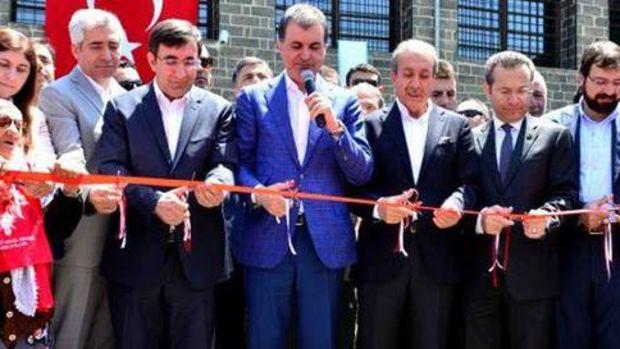 Diyarbakır İçkale Müze Kompleksi'nin açılışı yapıldı!