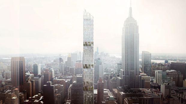 Nef New York projesine İtalya ve Amerika'dan iki yeni ödül!