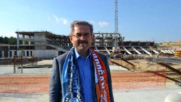 Adananın 33 bin kişilik yeni stadı Koza Arena 2016da hizmete girecek!