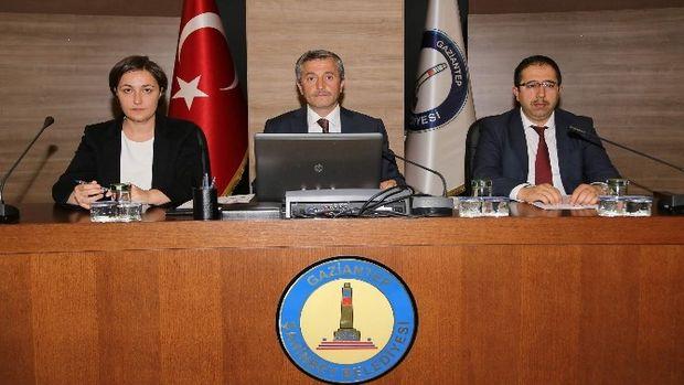 Şahinbey Belediyesi Haziran ayı meclis toplantısı yapıldı!