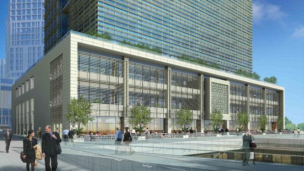 İş GYO İstanbul Finans Merkezi projesine ruhsat aldı!