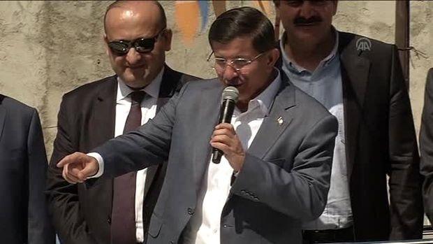 Başbakan ve Ak Partı Genel Başkanı Davutoğlu, Polatlıda halkla buluştu!