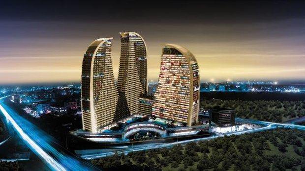 Karden Sembol İstanbul Bahçeşehir ticari alanları satışta!
