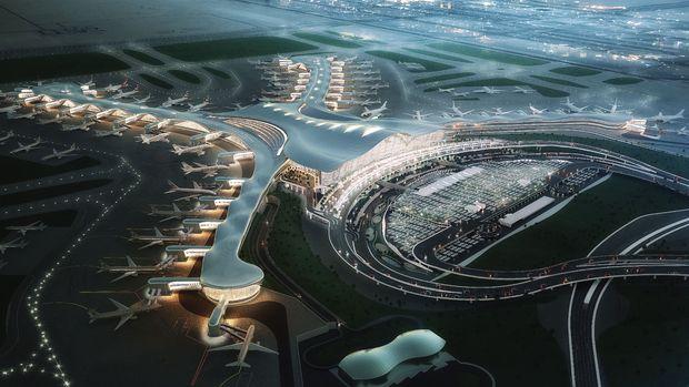 Anel Grup, 8. Uluslararası Havalimanı Projesinde çalışmalarını sürdürüyor!