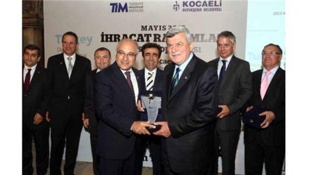 Türkiye İhracatçılar Meclisi Başkanı Büyükekşi, Kocaeli Film Platosunu gezdi!