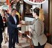 Başkan Demircan Ataşehir'de esnaf ziyaretinde!