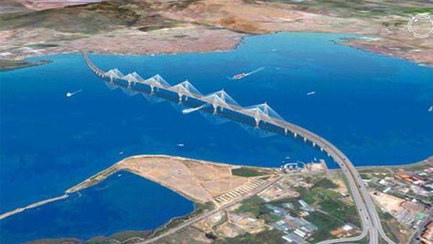 Çanakkale Boğaz Köprüsü  Kuveytli yatırımcıların iştahını kabarttı!