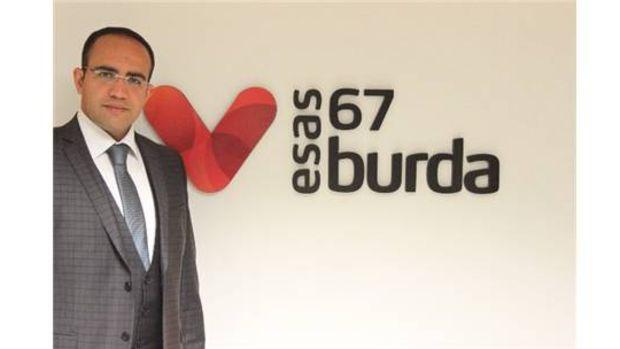 Esas 67 Burda Avmnin Genel Müdürü Kubilay Cem Kabacan oldu!