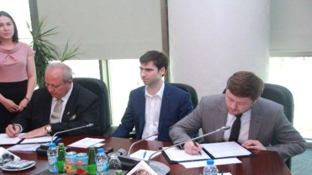Aso İle Leningrad Bölgesi Ekonomik Kalkınma Ajansı arasında işbirliği anlaşması imzalandı!