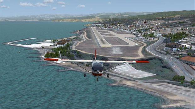 Denizdeki ikinci havalimanı için 100 milyon ton taş kullanılacak!