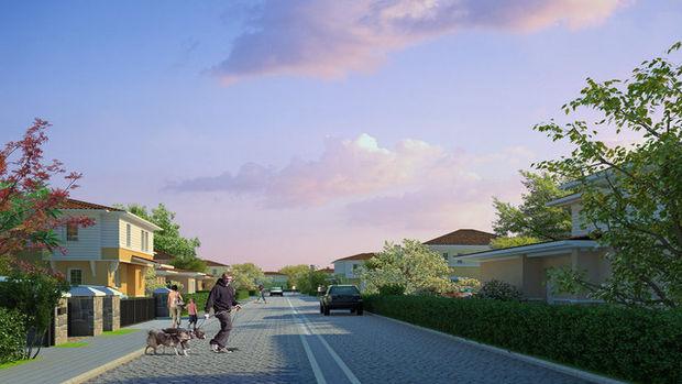 Kasaba Evleri 3 etap fiyatları 715 bin TL'den başlıyor! 24 ay 0 faizle!