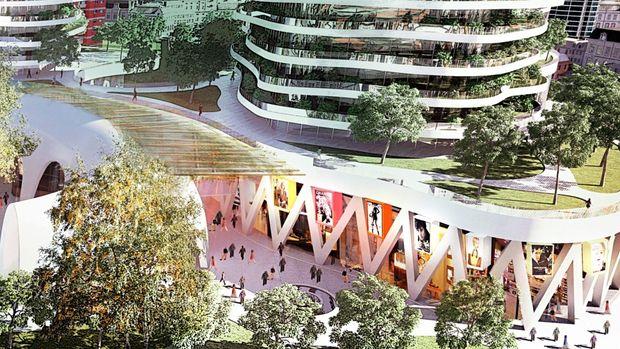 QT Holding'den Etiler'de kentsel dönüşüm projesi!