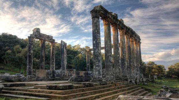 Euromos Antik Kenti kazı evine kavuşuyor!