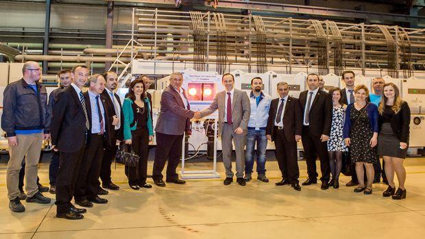 Avrupa Birliği'nden Trakya Cam'ın Bulgaristan tesislerine ziyaret!