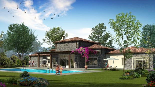 Toskana Orizzonte villa fiyatları!