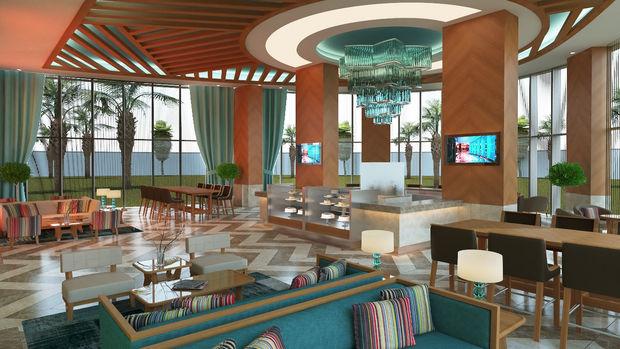 Rönesans Sheraton FourPoints Otel Nijerya açıldı!