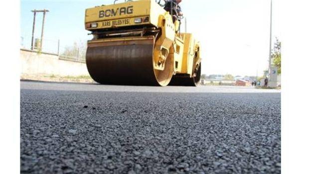 Karsta asfalt çalışmaları tüm hızıyla devam ediyor!