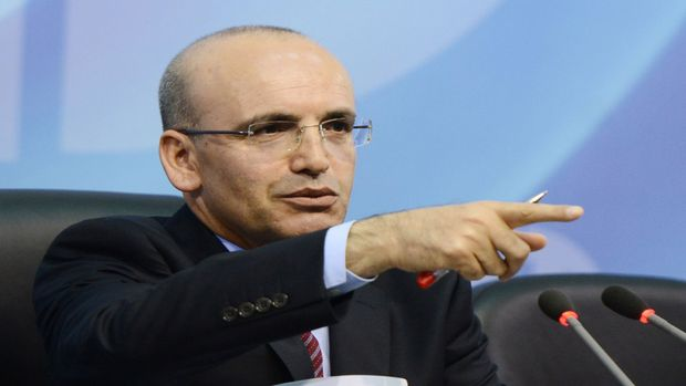 Maliye Bakanı Mehmet Şimşek GTOyu ziyaret etti!