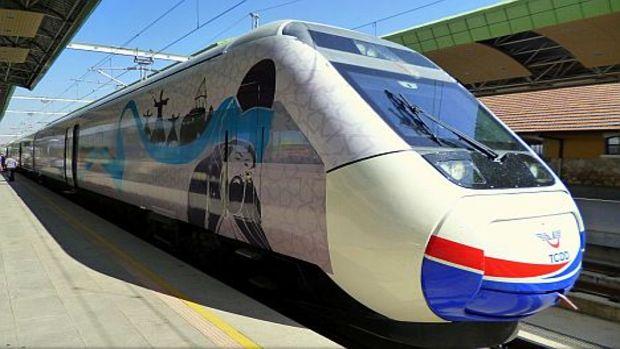 Karaman-Konya arası çift hat hızlı tren çalışmalarında sona gelindi!