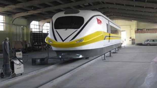 Milli elektrikli lokomotif 2016 yılında raylarda