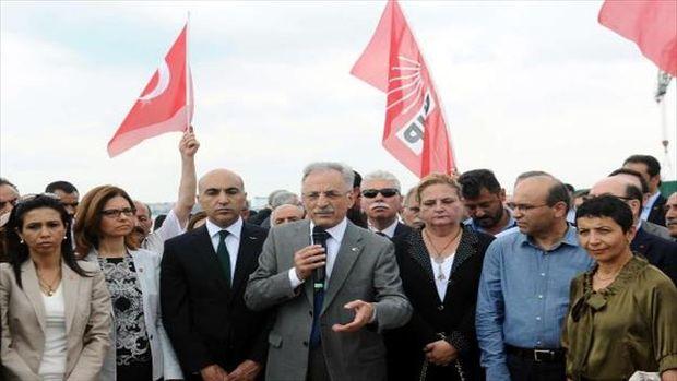 CHPden Ataköyde yat limanı projesine protesto!