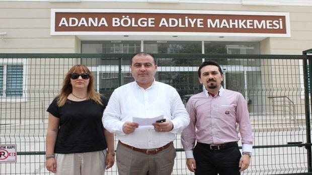 İstinaf mahkemesi için hizmet binası yapılırken bina kiraladılar!