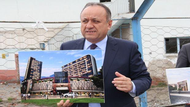 Turhan Topçuoğlu Şehir Parkı, 25 Haziranda ihaleye çıkıyor!