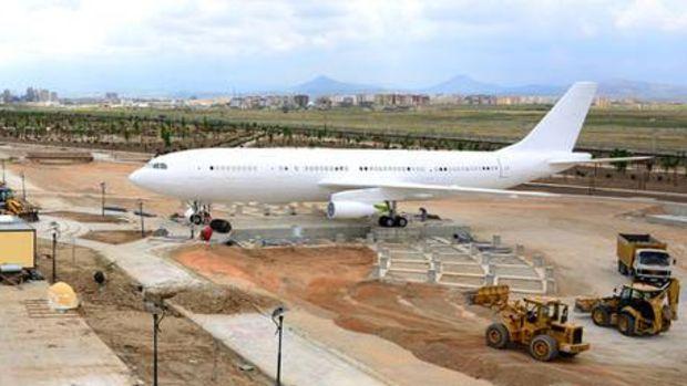 Türkiye'nin havacılık konseptli ilk parkı!