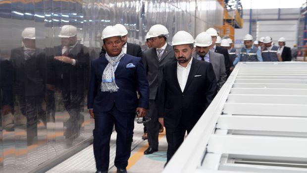 Afrika ülkesi Sao Tome çelik yapıyla inşa edilecek!