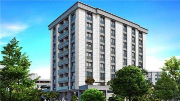 Hak Yapı Novipark Pendik 3+1 daireleri 460 bin TL'ye! Aralık'ta teslim!