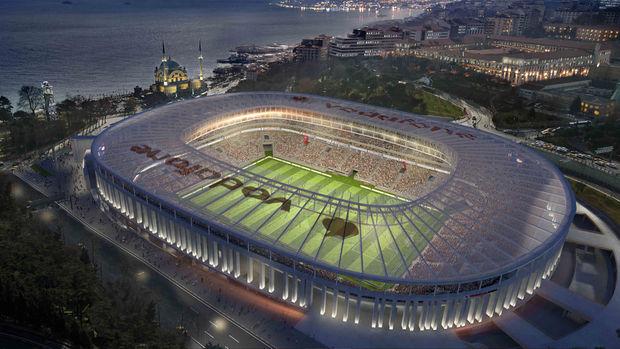 Beşiktaşta stat sorunu çözüme kavuşuyor!