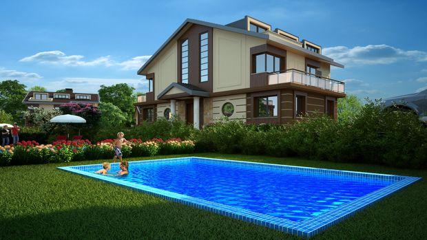 Merkez Zekeriyaköy'de yaşam başladı! 2+1 daireler 763 bin TL!