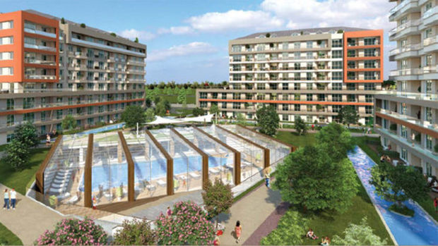 Sur Yapı İdilia Sultanbeyli daire fiyatları! Minimum 244 bin TL!