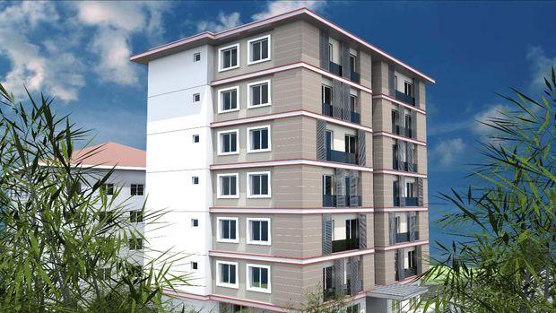 Cemre İnşaat Gayrettepe Zehra Apartmanı'nda son 1 daire!
