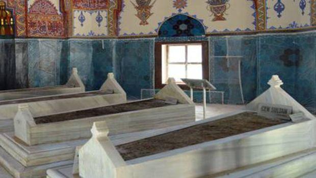 Cem Sultan Türbesi'nin restorasyonu tamamlandı!