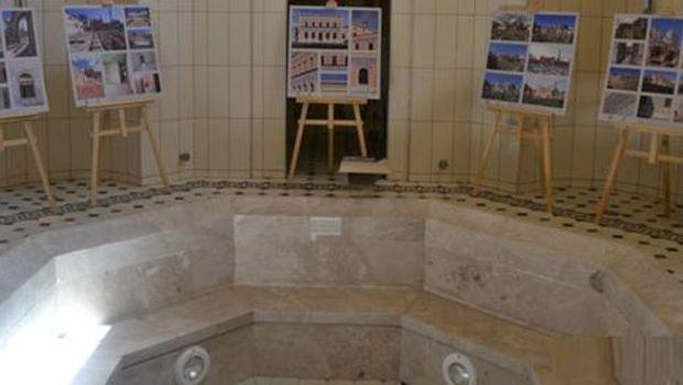 Restorasyonu tamamlanan İsabey Hamamı açıldı!