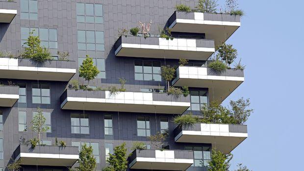 Gayrimenkulde Yeni Trend Balkonlu Rezidans!