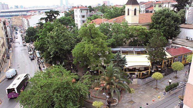 Bu arazi Kadıköy'den geri alındı!