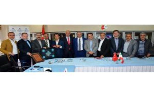 İranlı iş adamları Erzurumu Etüd ediyor!