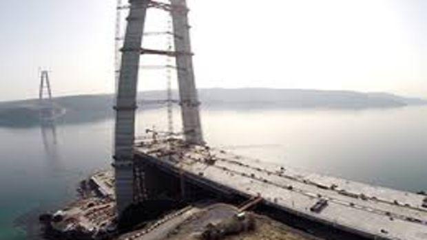 Üçüncü köprünün 2 bağlantı yolu iptal edildi!
