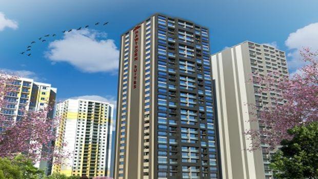 Future Park İstanbul 'da 2 yıl kira garantili otel odaları satışta!