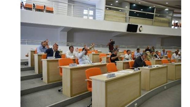 Büyükşehir belediye meclisi haziran ayı toplantılarına devam ediyor!