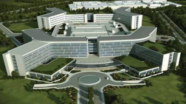 Seçim öncesi temeli atılan Şehir Hastanesi inşaatına bir çivi bile çakılmadı!