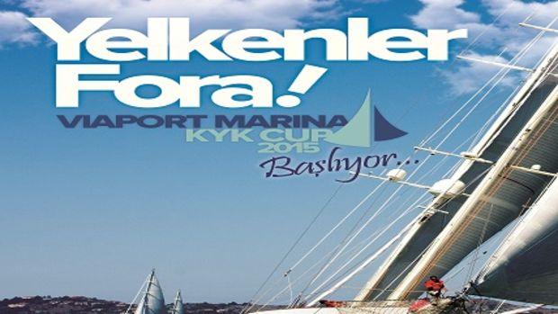 Viaport Marina KYK CUP 27 Haziran'da başlıyor!