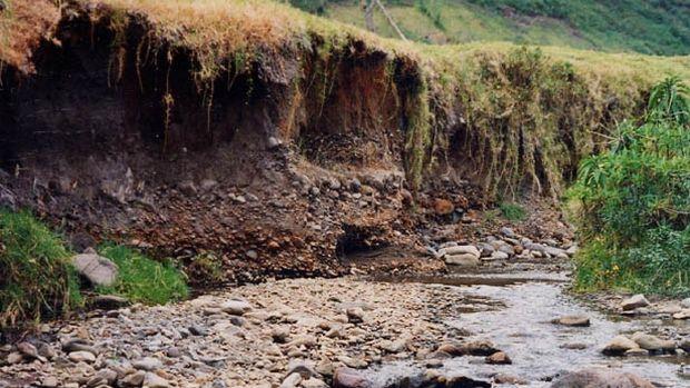 Türkiyede her yıl 743 milyon ton toprak erozyonla taşınıyor