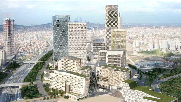 İstanbul Finans Merkezi sınırlarını aşıyor!