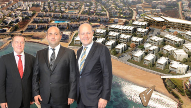 Çağdaş Holding'ten yurtiçi ve yurtdışında yeni projeler!