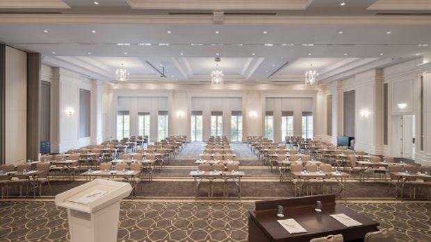 Titanic Deluxe Belek Antalya'nın en iyi konferans oteli seçildi!