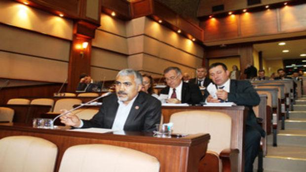 CHPli Meclis üyesi Topbaşa, Sirkeci-Halkalı tren hattının durumunu sordu!