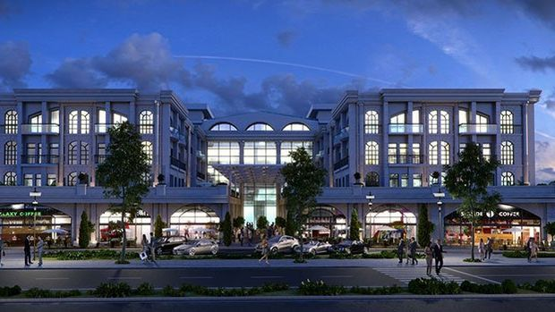 Ncadde Agora Esenyurt'ta 200 bin TL'den başlayan fiyatlarla!